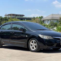 59 Honda Civic 1.8 S MNC (FD) ปี 2009 สีดำ  เกียร์ออโต้ รูปเล็กที่ 3