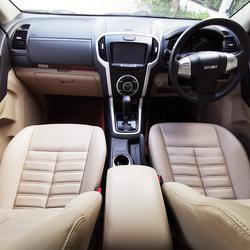 Isuzu MU-X 3.0 NAVI (ปี 2018) SUV AT รูปเล็กที่ 4