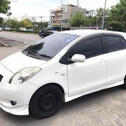 TOYOTA YARIS 1.5 J Auto ปี2009 รถบ้านมือเดียวไม่มีชนหนักไม่ติดแก็ส รูปเล็กที่ 1