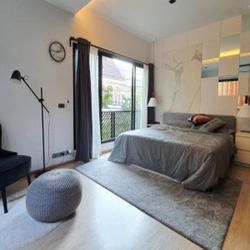 For Rent Modern Loft Townhome 2 Storeys in Sukhumvit 49 28sqw. near BTS Thonglor รูปเล็กที่ 1