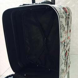 กระเป๋าเดินทางแบบผ้า ลายหอไอเฟล 16 นิ้ว รูปเล็กที่ 6