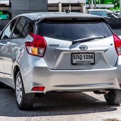 Toyota Yaris 1.2 E รูปเล็กที่ 4