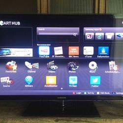 SAMSUNG SmartTV LED 40 นิ้ว รูปเล็กที่ 1