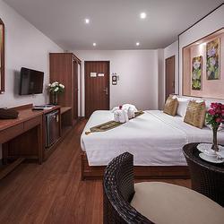โรงแรมเคซี เพลส ประตูน้ำ (KC Place Hotel Pratunam) รูปเล็กที่ 1