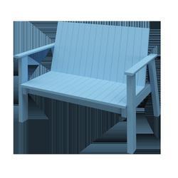 เก้าอี้สนามมีท้าวแขน รูปเล็กที่ 2