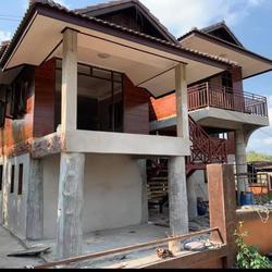 ขายบ้านเดี่ยว 2 ชั้นพัทยา  บ้านขายถูกใกล้เสร็จแล้ว ราคาขาย 3.9 ล้านบาท รูปเล็กที่ 6