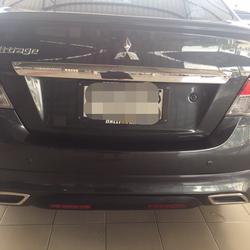 ขายรถรถเก๋ง Mitsubishi Attrage 1.2 GLS Auto จังหวัดอุบลราชธานี รูปเล็กที่ 2