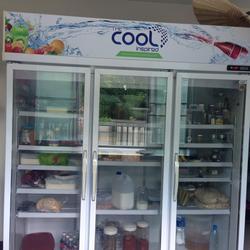 ขายตู้แข่เย็น 3 ประตู รูปเล็กที่ 1