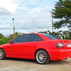💥 AUDI ออดี้ A4 ปี 1997 เกียร์ออโต้ ไม่เคยชน สมถนะเยี่ยม ของ แต่ง เพียบ รถเก๋ง มือสอง ราคาถูก พร้อมใช้งาน รูปเล็กที่ 3