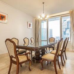 ให้เช่า คอนโด For rent The Infinity Condo ดิ อินฟินิตี้ คอนโดมิเนียม 272 ตรม. 272sqm. in the heart of Silom CBD Only one รูปเล็กที่ 5