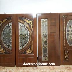 ร้านวรกานต์ค้าไม้ จำหน่ายประตูไม้สัก,ประตูไม้สักกระจกนิรภัย,เฟอร์นิเจอร์ ไม้สักทุกชนิด ทั้งปลีกและส่ง รูปเล็กที่ 4