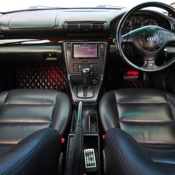 💥 AUDI ออดี้ A4 ปี 1997 เกียร์ออโต้ ไม่เคยชน สมถนะเยี่ยม ของ แต่ง เพียบ รถเก๋ง มือสอง ราคาถูก พร้อมใช้งาน รูปเล็กที่ 4