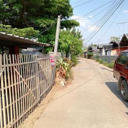 SS159ขายบ้านพร้อมที่ดิน114ตรว.ติดทางสาธารณประโยชน์ ที่เข้ามา รูปเล็กที่ 4
