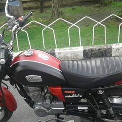 ขายรถจักรยานยนต์ GPX country 125 เขต ปทุมวัน กทม. รูปเล็กที่ 2
