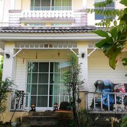 ขายบ้านเดี่ยว 2 ชั้น 3 ห้องนอน 2 ห้องน้ำ 1 ห้องโถง เนื้อที่ 53 ตรว. รูปเล็กที่ 1