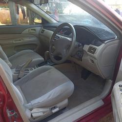 ขออนุญาต admin ขาย Mitsubishi cedia ปี 2003 1.6 auto พร้อมใช้ รถวิ่งดีมาก ระบบไฟฟ้าครบ รูปเล็กที่ 2