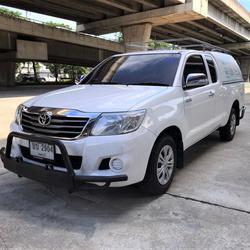 Toyota Hilux Vigo Champ 2.7 SMART CAB ปี2015