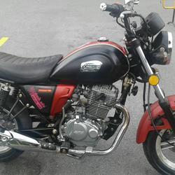 ขายรถจักรยานยนต์ GPX country 125 เขต ปทุมวัน กทม. รูปเล็กที่ 1