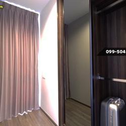 ให้เช่า คอนโด ดูห้องจริงแล้วจะว้าว แถมมี Walk-In Closet ด้วยนะ ไอดีโอ โมบิ สุขุมวิท 40 35 ตรม. ส่วนกลางพรีเมี่ยม 2 สระว่ รูปเล็กที่ 4