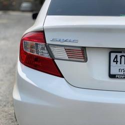 36 Honda Civic Fb 1.8s ปี 2015 สีขาว เกียร์ออโต้ รูปเล็กที่ 2