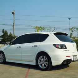 💥 ฟรีดาวน์ ออกรถ 0 บาท 💥 MAZDA 3 มาสด้า 3 5ประตู รุ่นท็อป รถบ้าน รถมือสอง ดาวน์น้อย รถสวย รถเก๋ง แต่ง พร้อมใช้ รูปเล็กที่ 3