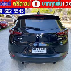 2019 Mazda CX-3 2.0  SP รุ่นTOP SUNROOF ไมล์วิ่ง40,xxxกม. รูปเล็กที่ 3