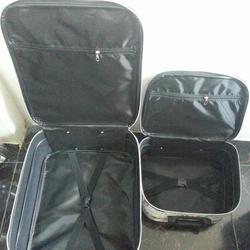 กระเป๋าเดินทางแบบผ้า ลายหอไอเฟล Set คู่ ขนาด 16 นิ้ว รูปเล็กที่ 3