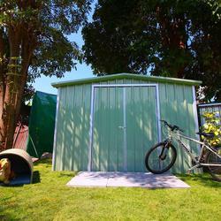 ตู้เก็บของเอนกประสงค์ Garden Sheds รูปเล็กที่ 1
