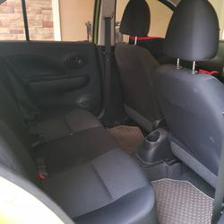 ขายรถเก๋ง Nissan March  2011 เขต ยานนาวา จังหวัด กทม. รูปเล็กที่ 6