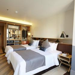 Vince Hotel Pratunarm รูปเล็กที่ 4