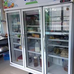 ขายตู้แข่เย็น 3 ประตู รูปเล็กที่ 2