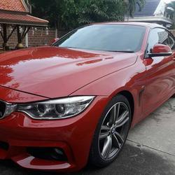 ขายรถเก๋ง BMW 420 D f32 เขตบางเขน กรุงเทพ ฯ 10230 รูปเล็กที่ 1