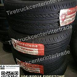 ยางสำหรับรถบรรทุกขนาด 195/50R15 FIRESTONE สามารถติดต่อสอบถาม รูปเล็กที่ 1