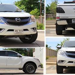 ขายรถปิคอัพ 4 ประตูยกสูง Mazda  BT50 Pro เขตปทุมวัน กทม รูปเล็กที่ 3