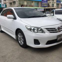 Toyota Altis รูปเล็กที่ 1