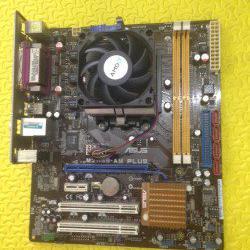 ขายเมนบอร์ด พร้อม CPU รูปเล็กที่ 1
