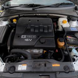 2008 Chevrolet Optra 1.6 (ปี 08-13) CNG Sedan รูปเล็กที่ 6