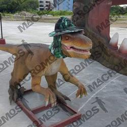 ขาย จำหน่าย ให้เช่า ไดโนเสาร์ Dinosaur T-rex,rapter,dino gate,baby dino รูปเล็กที่ 2