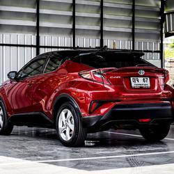 Toyota CHR HV Hi รุ่น Top สุด ปี 2019 เลขไมล์ 60,000 กิโล รูปเล็กที่ 4