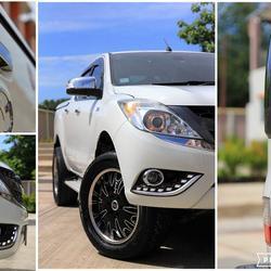 ขายรถปิคอัพ 4 ประตูยกสูง Mazda  BT50 Pro เขตปทุมวัน กทม รูปเล็กที่ 1