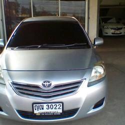Toyota vios 1.5 Ev ปี2011 รถสวย นางฟ้า มีของแถม รูปเล็กที่ 4