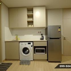 ให้เช่า คอนโด 2 ห้องนอน สะอาด สะดวก สบาย Lumpini Suite เพชรบุรี-มักกะสัน 43 ตรม. แถมยัง Built-In ทั้งห้องอีกนะ รูปเล็กที่ 5