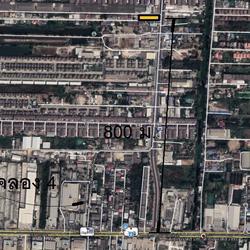ที่คลอง4 ลำลูกกา ติดถนนใหญ่ 364 ตร.วา กว้าง 16 ม. 25 ล้านบาท รูปเล็กที่ 5