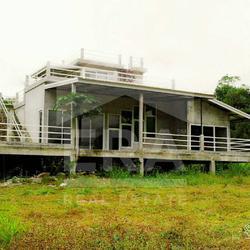 บ้านเดี่ยว 2 ชั้น ในเนื้อที่ 3 ไร่ 50 ตร.ว.บรรยากาศแบบบ้านพักตากอากาศคล้ายเขาใหญ่ วิวภูเขาล้อมรอบ เนื้อที่กว้างขวาง เหมา รูปเล็กที่ 1