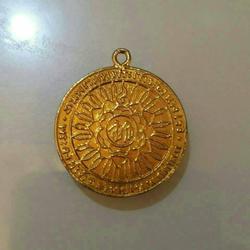 ขายเหรียญที่ระลึกเนื้อเงินกะไหล่ทอง งานพระศพ พระนางเจ้าอรไทยเทพกัญญา ร.ศ.125 รูปเล็กที่ 1