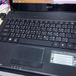 Notebook รุ่น Aspire 4738 ตัวเครื่องไม่มีปัญหา ใช้งานได้เต็มประสิทธิภาพ รูปเล็กที่ 3