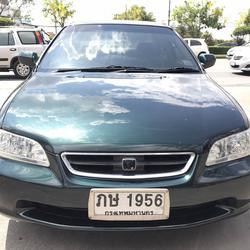 HONDA ACCORD 2.3 auto รุ่นงูเห่า ปี2001 รถบ้านสวยเดิมกริบสุด รูปเล็กที่ 2