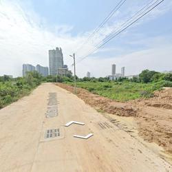 ขายที่ดินทำเลดี ติดถนนสุขุมวิท-พัทยา  9-0-44 ไร่ ใกล้หาดจอมเทียน พัทยา ชลบุรี รูปเล็กที่ 2