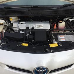 ขายรถยนต์ Toyota Prius ลำลูกกา ปทุมธานี รูปเล็กที่ 4