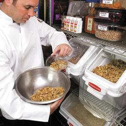 Bouncer  Portioning Scoops  ถ้วยตวงวัตถุดิบอาหาร รูปเล็กที่ 1